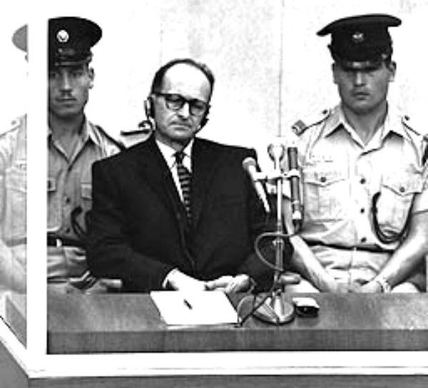 EichmannKudüs'te